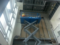 Demo off Lift